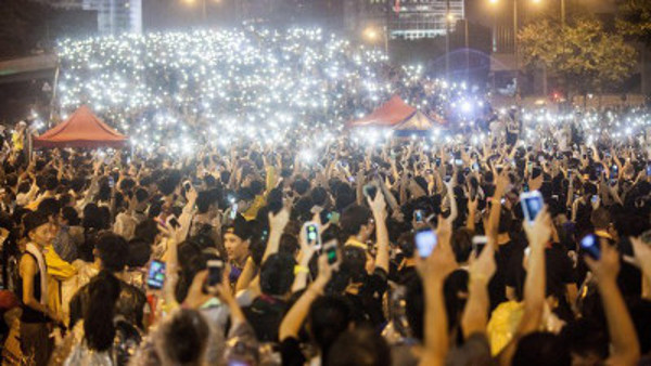 Occupy Central Hong Kong